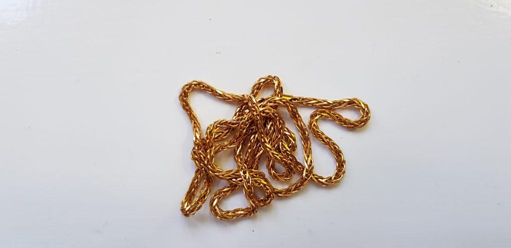 £928.60 PAID22ct Gold Bracelet