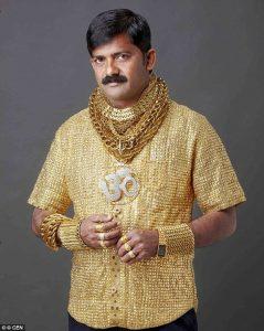 scrap gold shirt