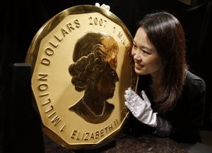 scrap gold coin