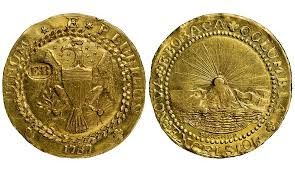 Doubloons - Spain