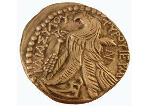 Shekel - first gold coin